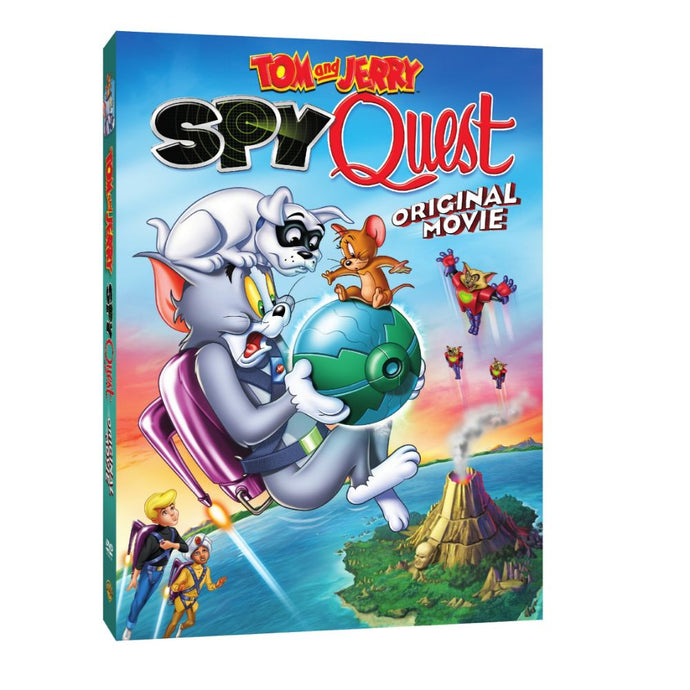 Tom and Jerry: Spy Quest (DVD)