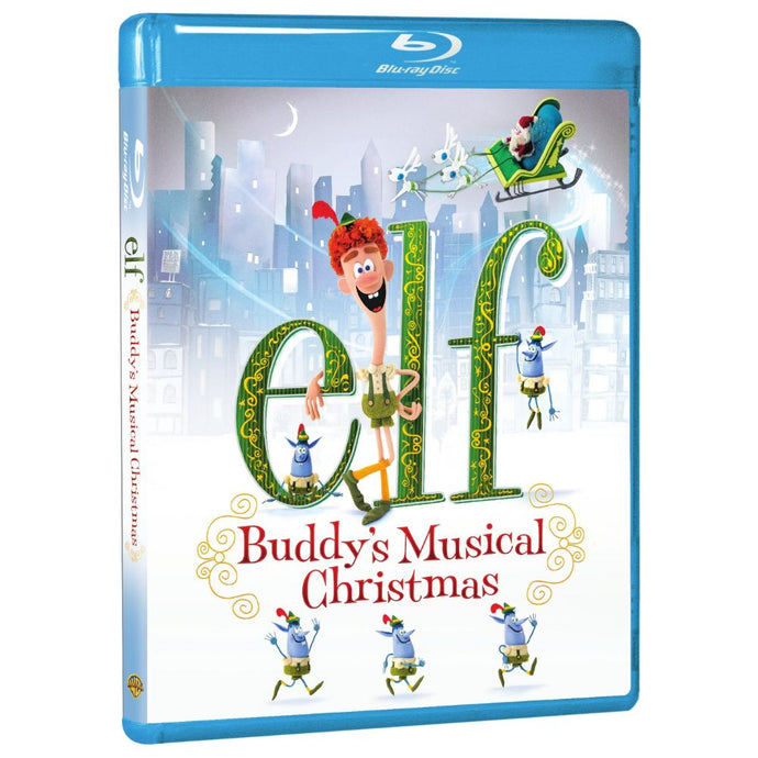 Elf: Buddy's Musical Christmas (BD)