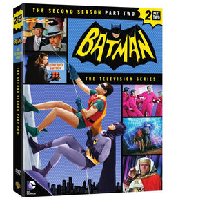 Batman: Season Two Part Two (DVD)