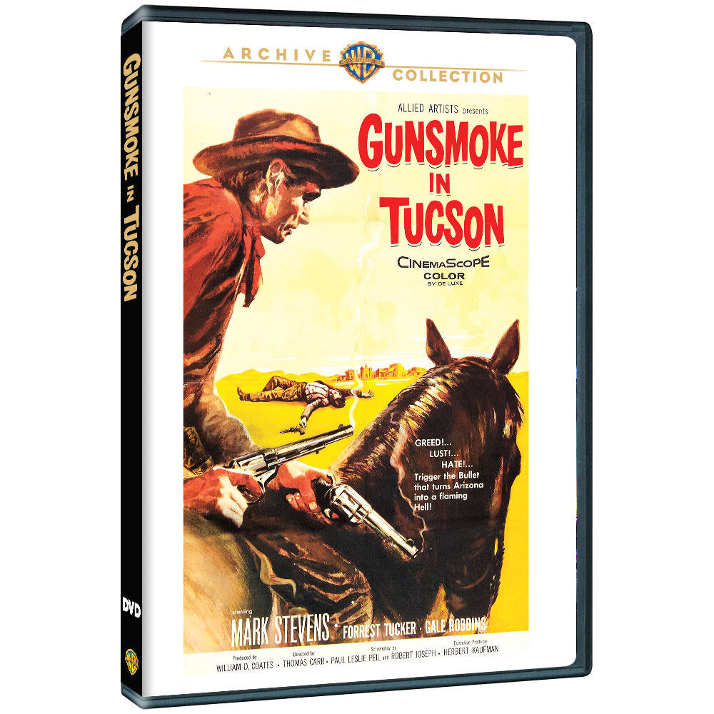 Gunsmoke In Tuscon (1958)