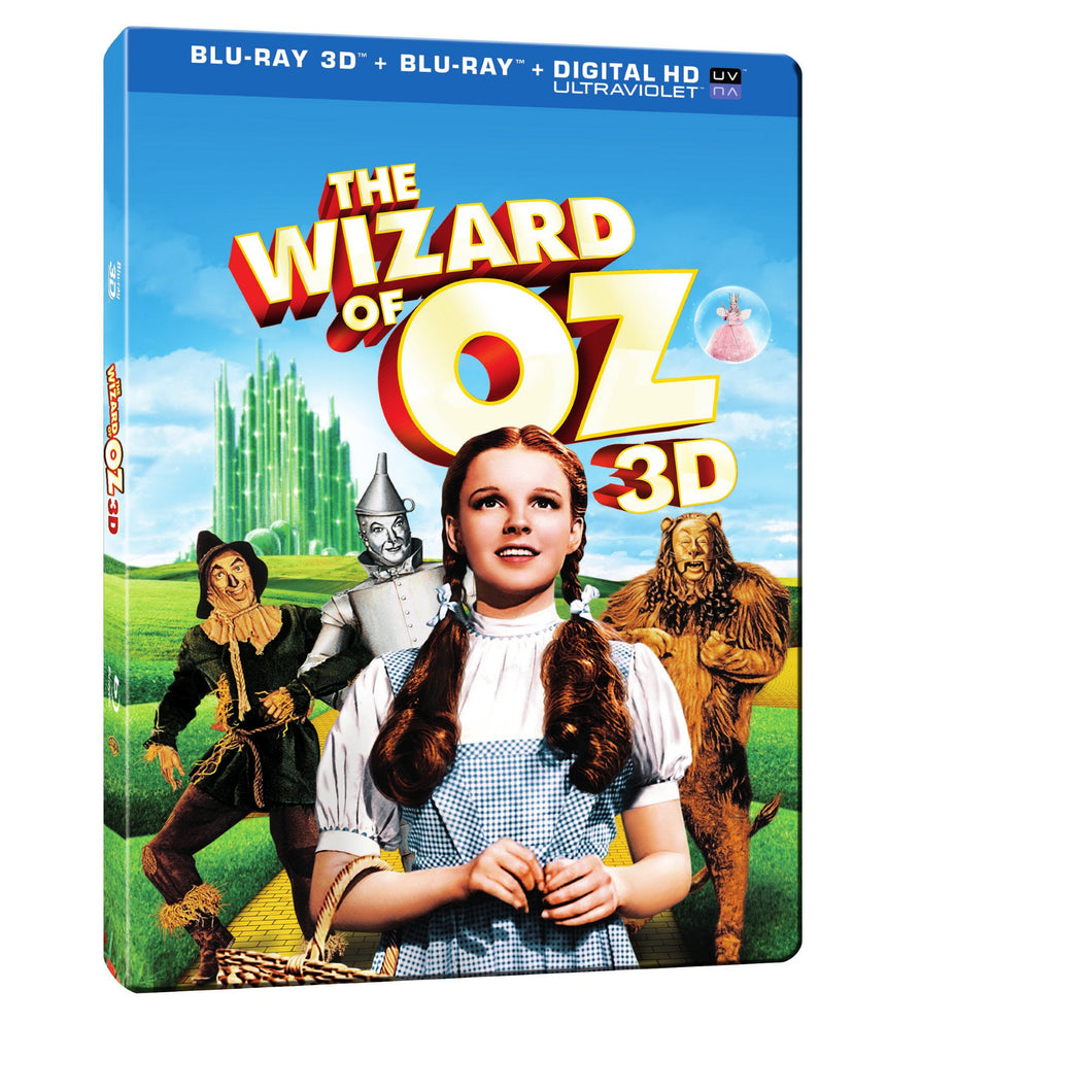 The Wizard of Oz (75th Anniversary Edition) (Steelbook) (BD)