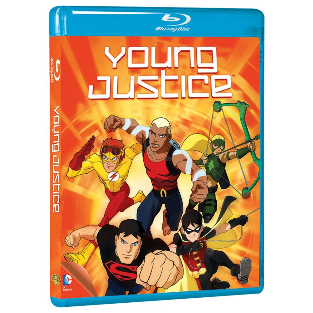 Young Justice: The Complete First Season (BD)