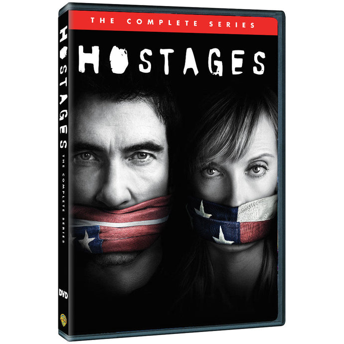 Hostages: The Complete Series (MOD)