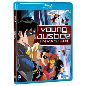 Young Justice: Invasion (BD)