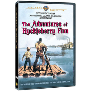Adventures of Huckleberry Finn, The (1960)
