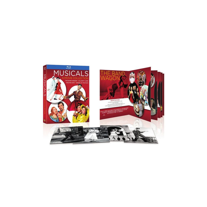 Musicals Collection (BD)