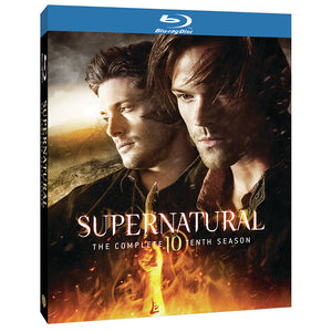 Supernatural: The Complete Tenth Season (BD)