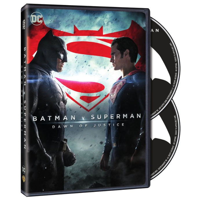 BATMAN V SUPERMAN: DAWN OF JUSTICE™ (DVD)
