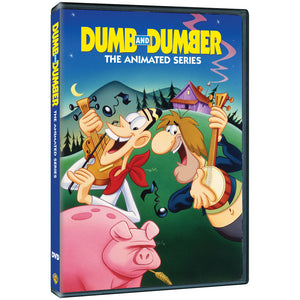 Dumb and Dumber: The Animated Series (MOD)