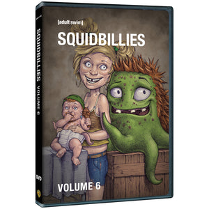 Squidbillies Volume 6 (MOD)
