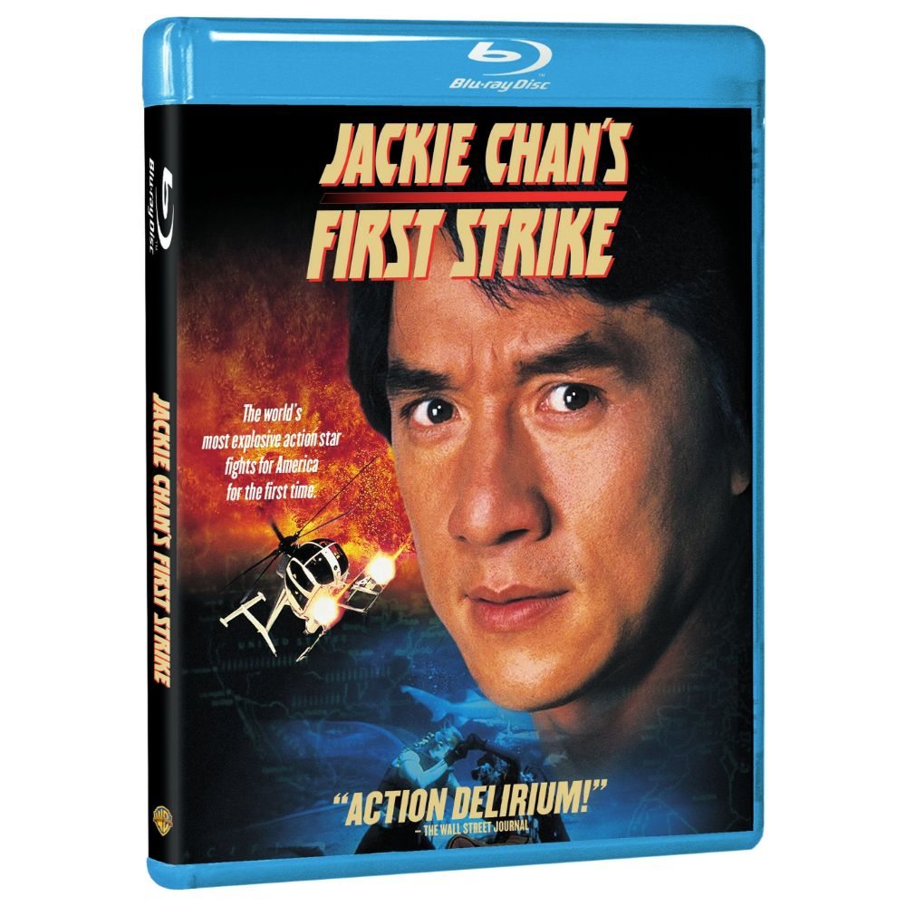 Jackie Chan's First Strike (BD)