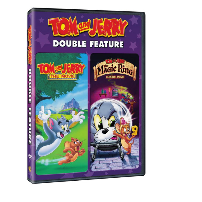 Tom and Jerry Double Feature: The Magic Ring / The Movie (DVD)
