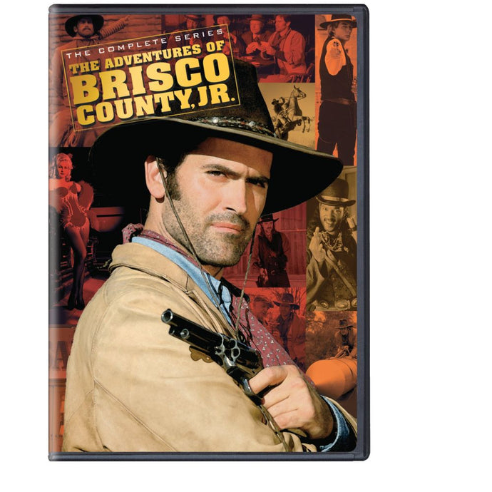 The Adventures of Brisco County Jr. (DVD)