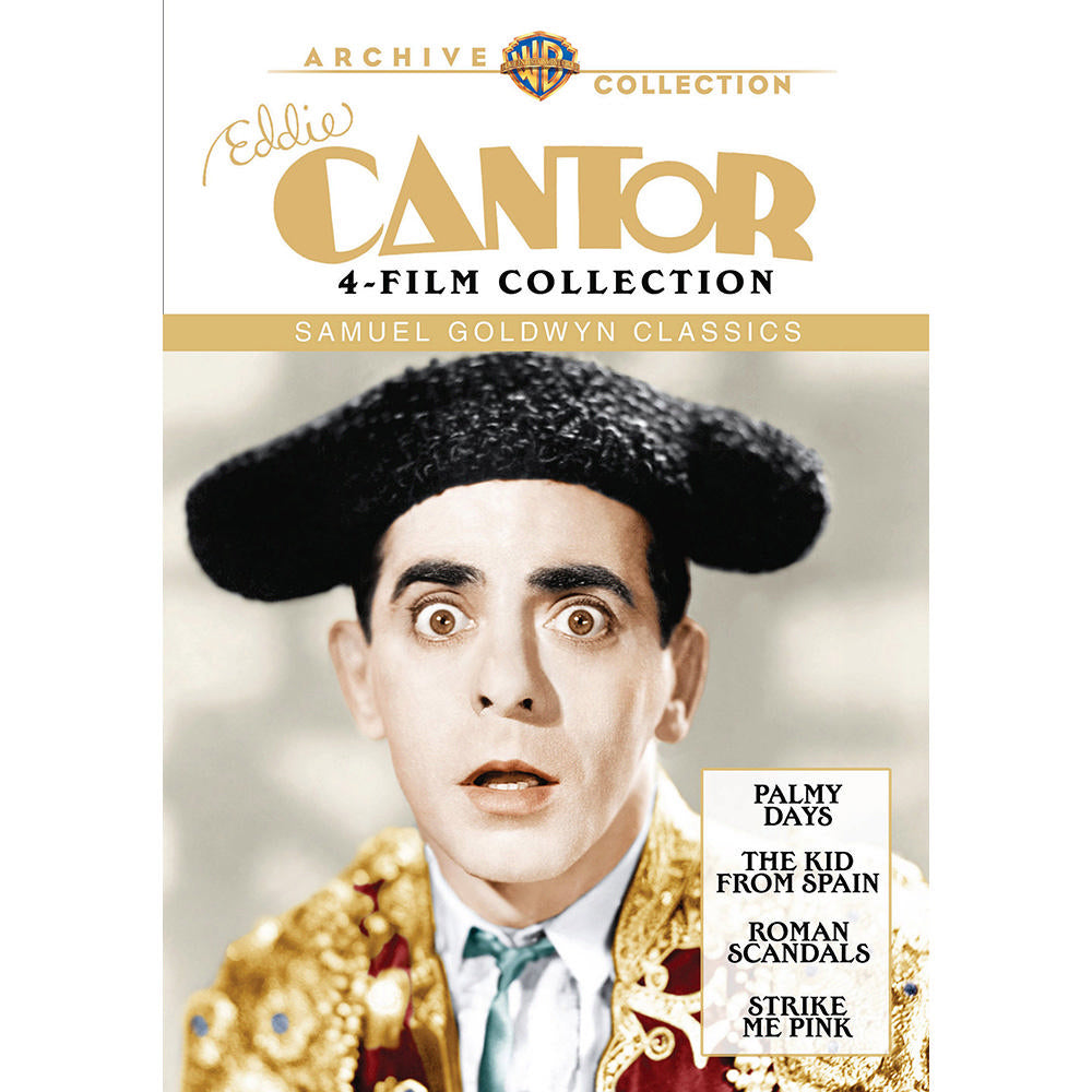 Eddie Cantor Goldwyn Collection (MOD)