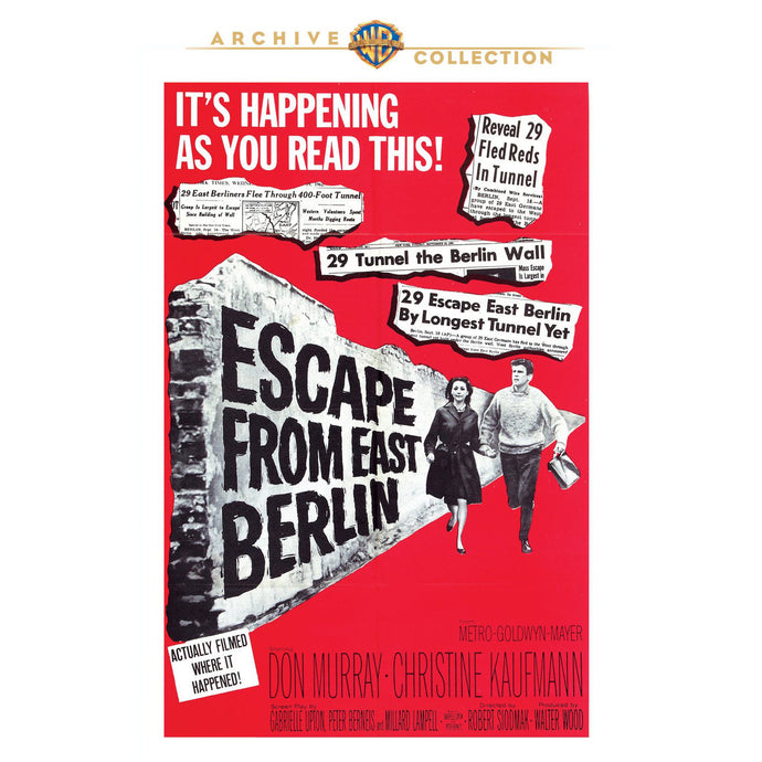 Escape from East Berlin (MOD)