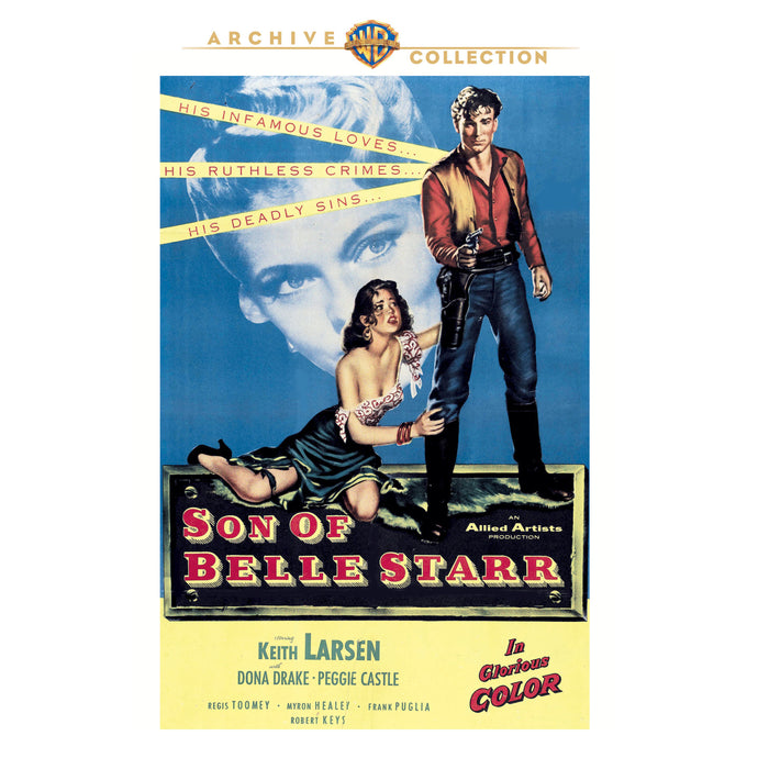 Son of Belle Starr (MOD)