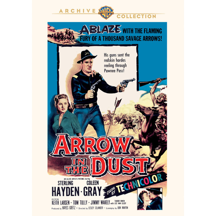 Arrow In The Dust (MOD)