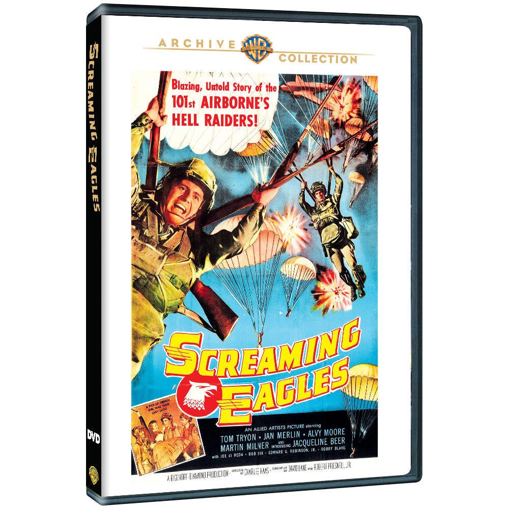Screaming Eagles (1956)