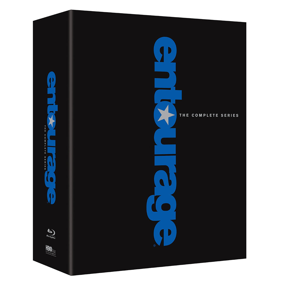 Entourage: The Complete Series (BD)