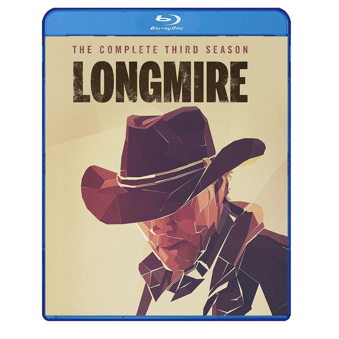 Longmire: The Complete Third Season (BD)
