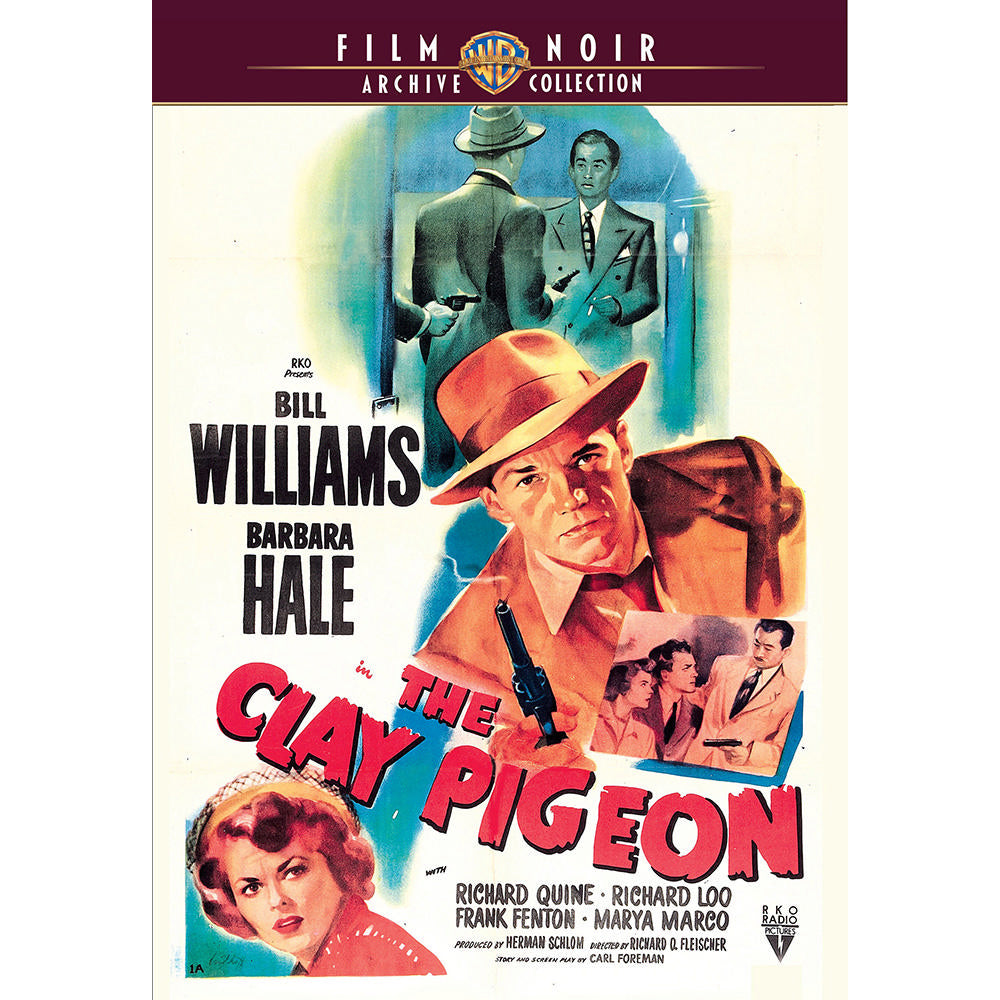 The Clay Pigeon (1949) (MOD)