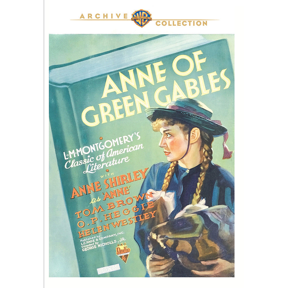 Anne Of Green Gables (Mod) from Warner Bros.