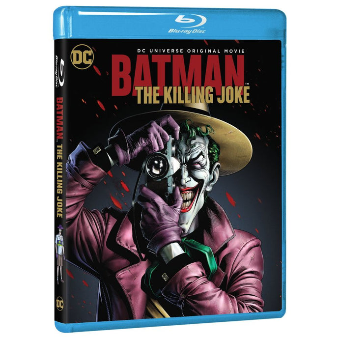 Batman: The Killing Joke (BD)