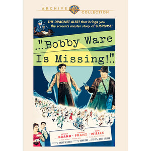 Bobby Ware Is Missing (1955) (MOD)