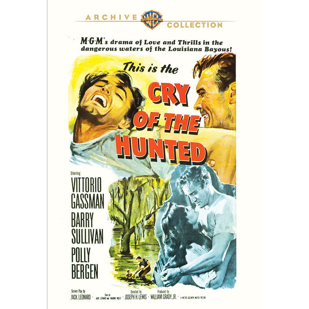 Cry of the Hunted (1953) (MOD)