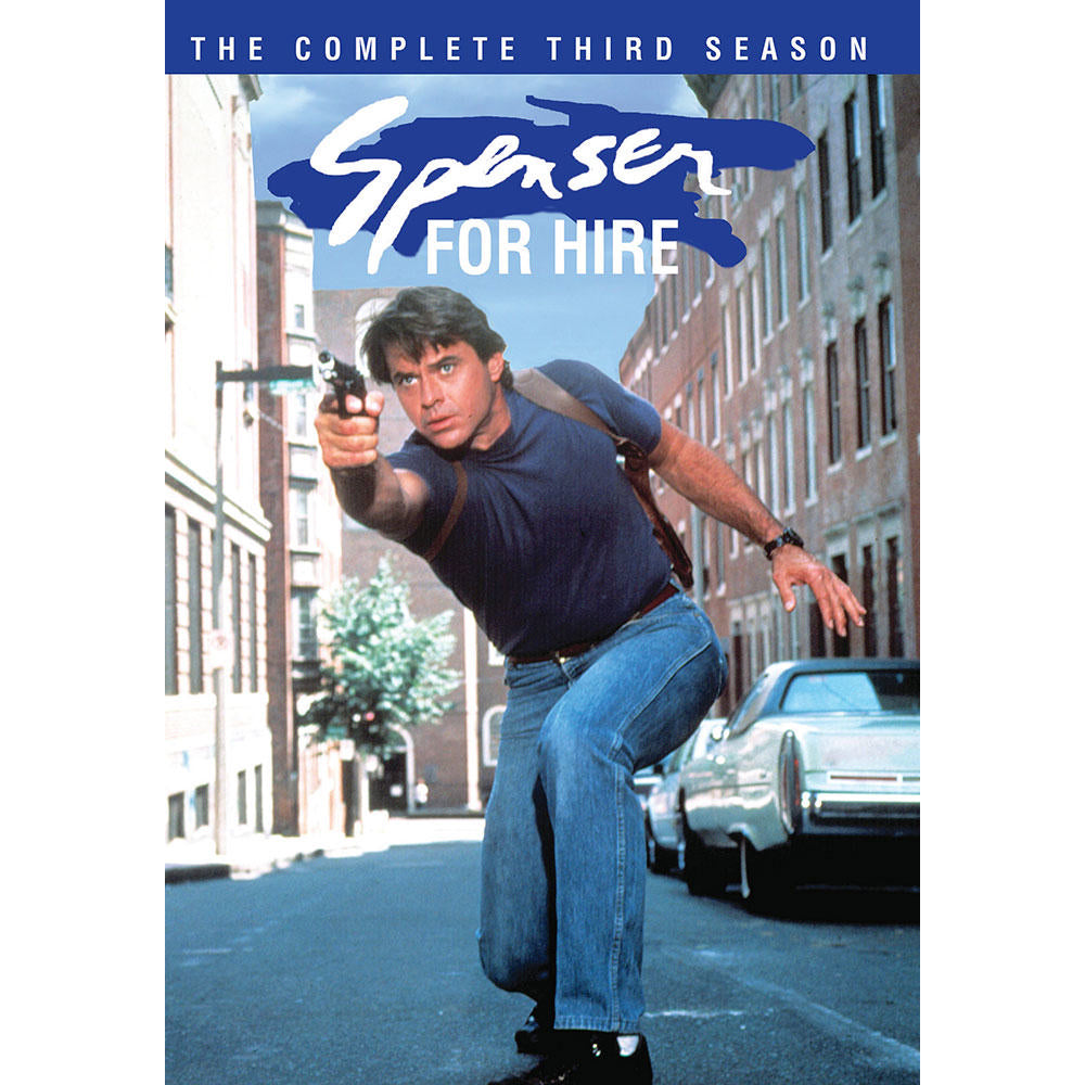 Spenser for Hire: The Complete Third Season (MOD)