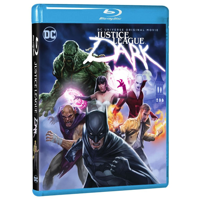 Justice League Dark (BD)