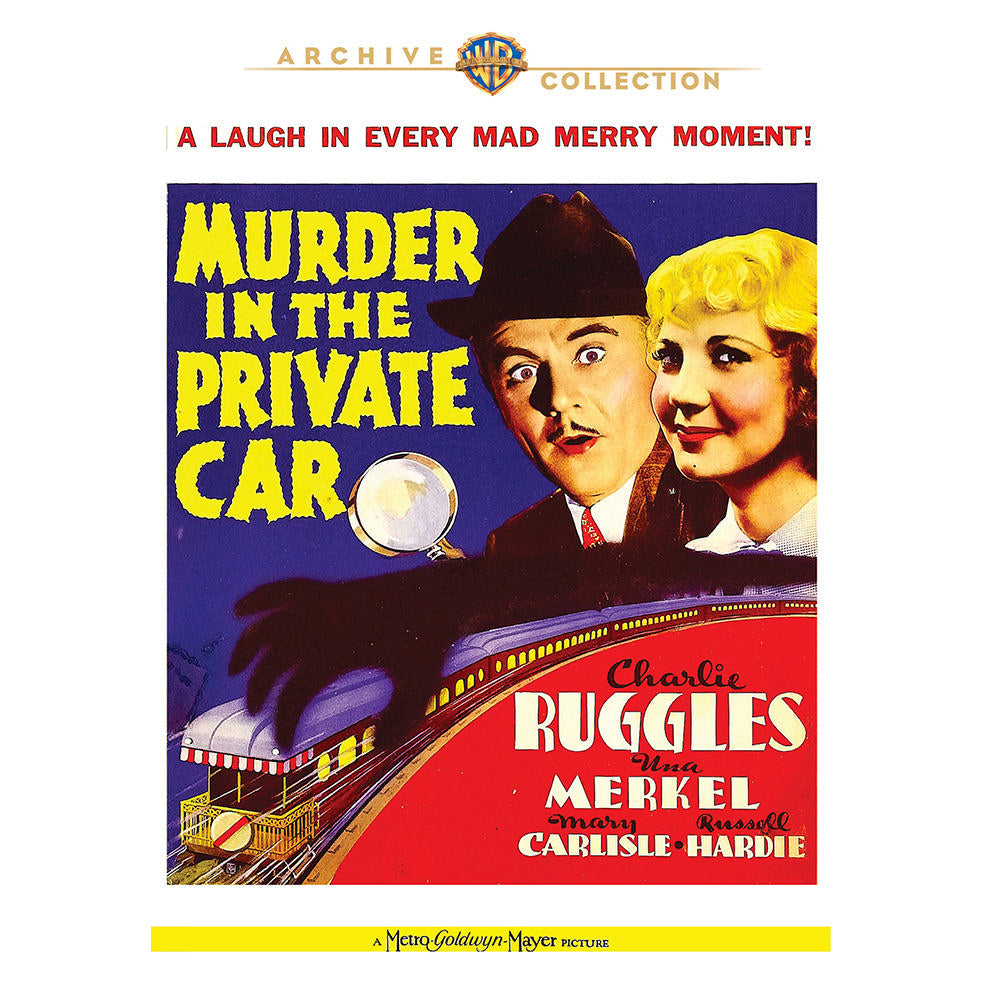 Murder In The Private Car (MOD)