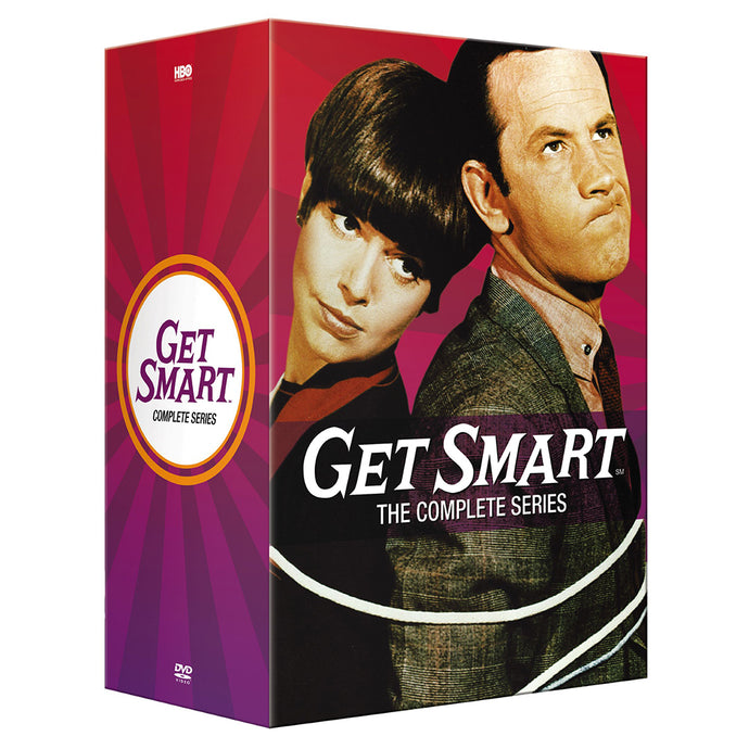 Get Smart: The Complete Series (DVD)