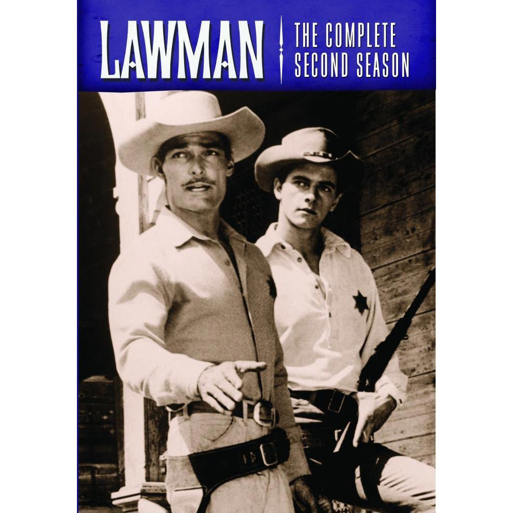 Lawman: The Complete Second Season (MOD)