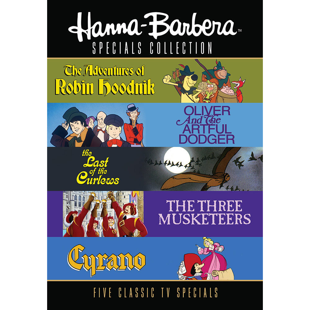 Hanna Barbera Specials Collection (MOD)