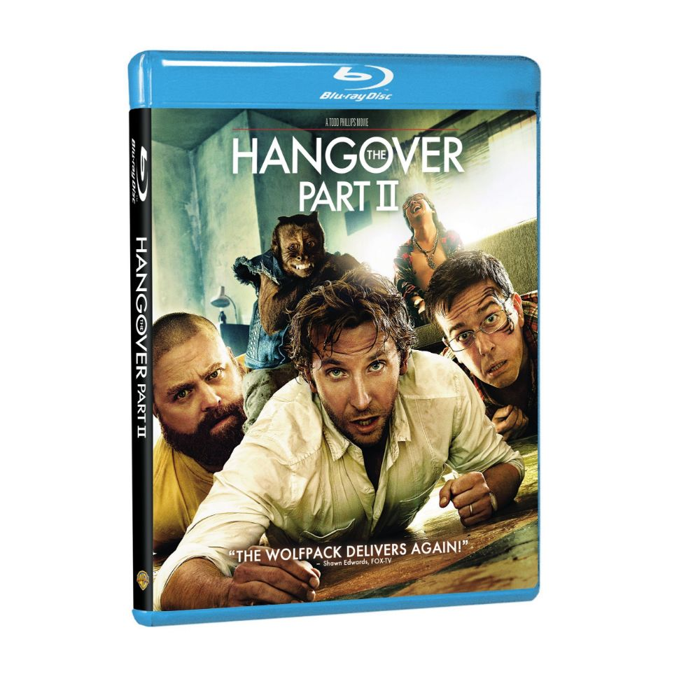 The Hangover Part II (BD)