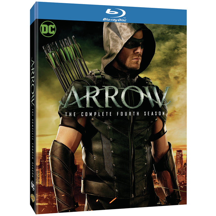 Arrow: The Complete Fourth Season (BD)