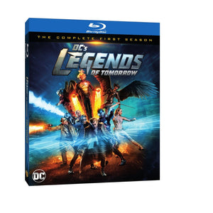 DC's Legends of Tomorrow: The Complete First Season (BD)