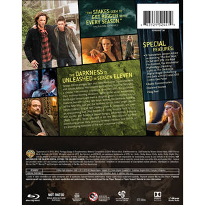 Supernatural: The Complete Eleventh Season (BD)