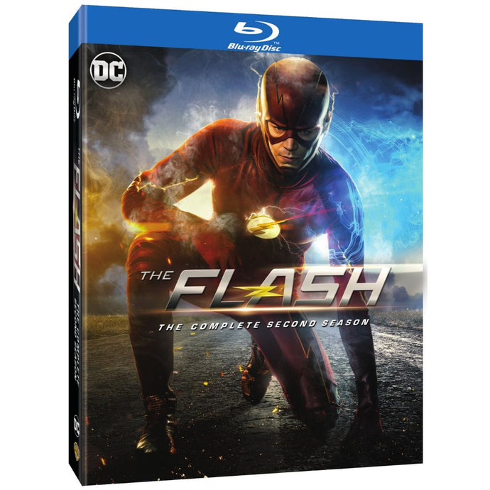 The Flash: The Complete Second Season (BD)