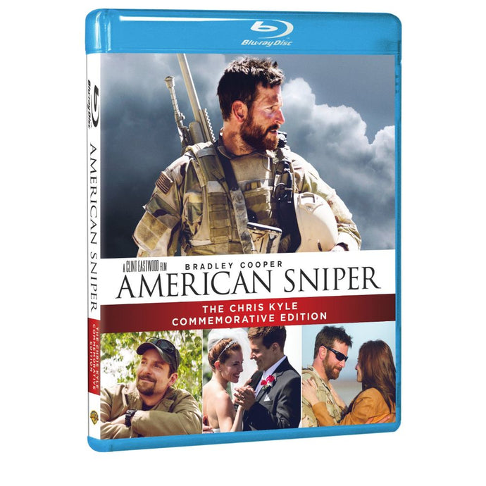 American Sniper: The Chris Kyle Commemorative Edition (BD)