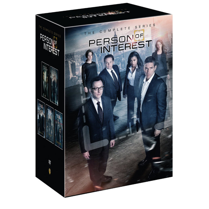Person of Interest: The Complete Series (DVD)