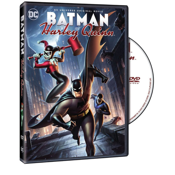 Batman and Harley Quinn (DVD)