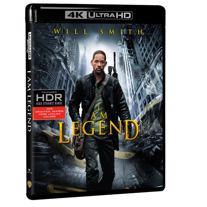 I Am Legend (4K UHD)