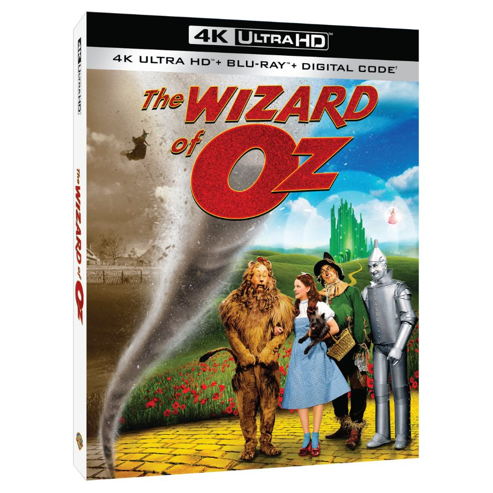 The Wizard of Oz (4K UHD)
