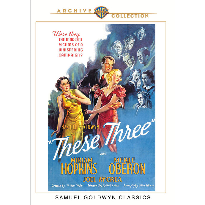 These Three (1936) (MOD)