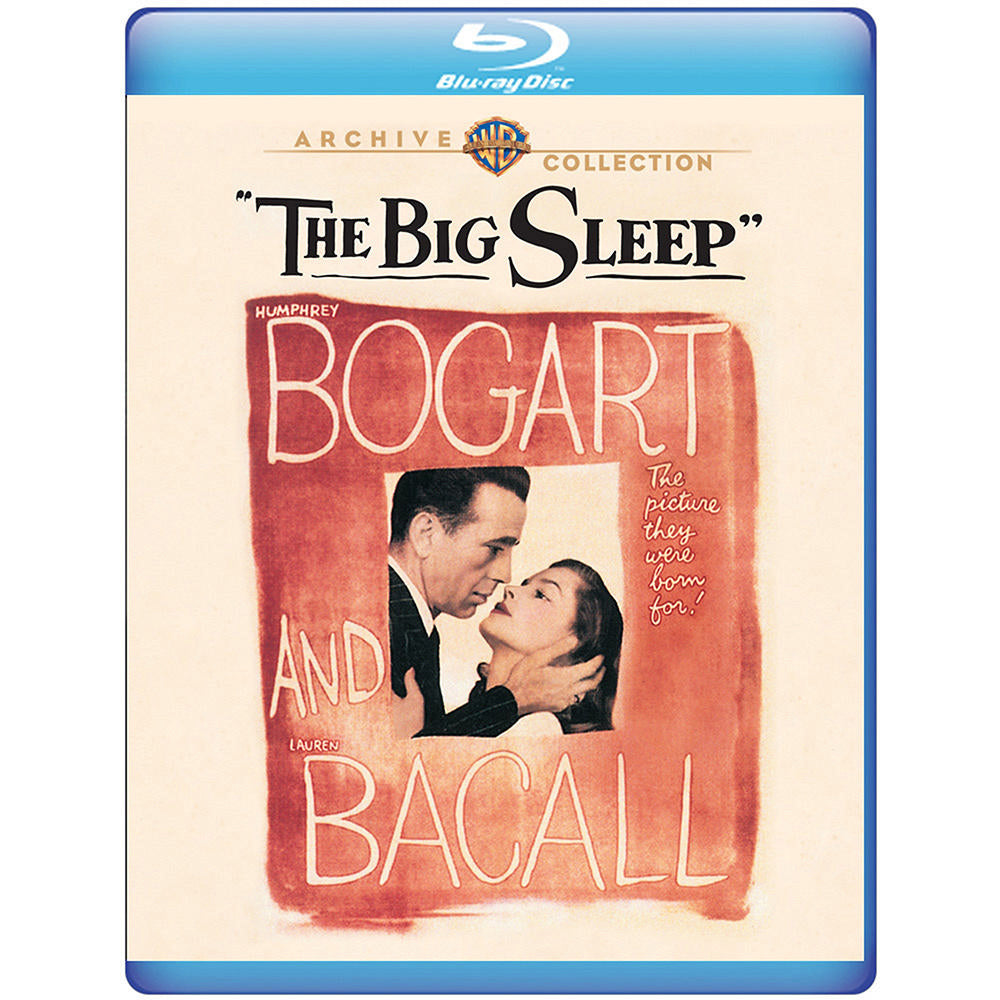 The Big Sleep (BD)