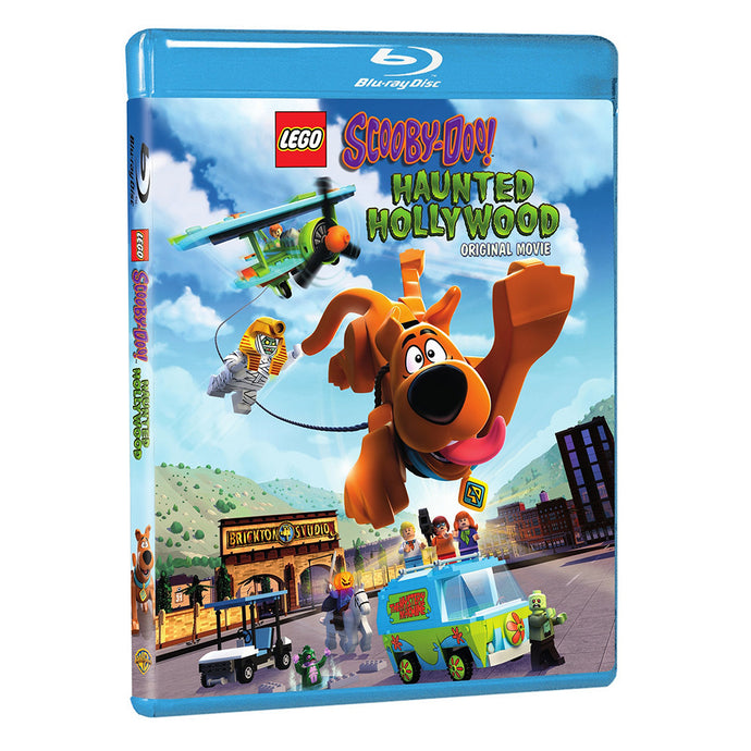 Lego Scooby-Doo!: Haunted Hollywood (BD)