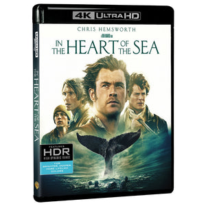 In the Heart of the Sea (4K UHD)