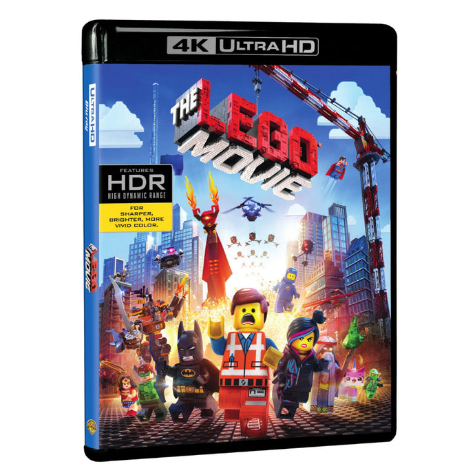 The Lego Movie (4K UHD)